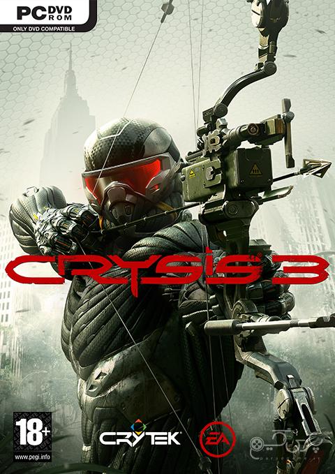 دانلود بازی Crysis 3 برای PC