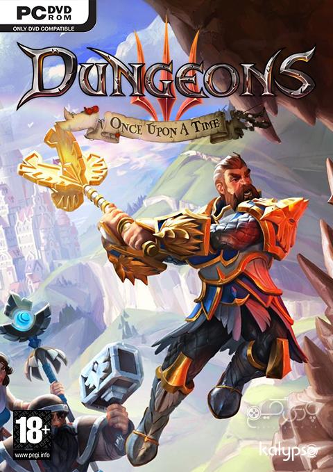دانلود بازی Dungeons 3 - Once Upon A Time برای PC