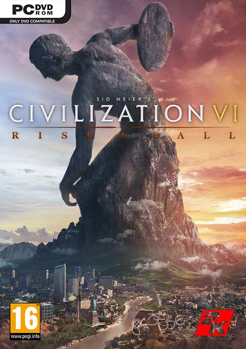 دانلود بازی Sid Meier's Civilization VI: Rise and Fall برای PC