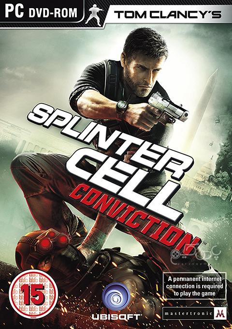 دانلود بازی Tom Clancy's Splinter Cell Conviction برای PC