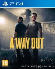 دانلود بازی A Way Out برای PS4