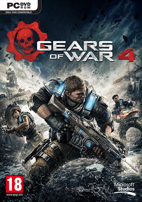 دانلود بازی Gears of War 4 برای PC