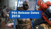 PS4 Game 2018