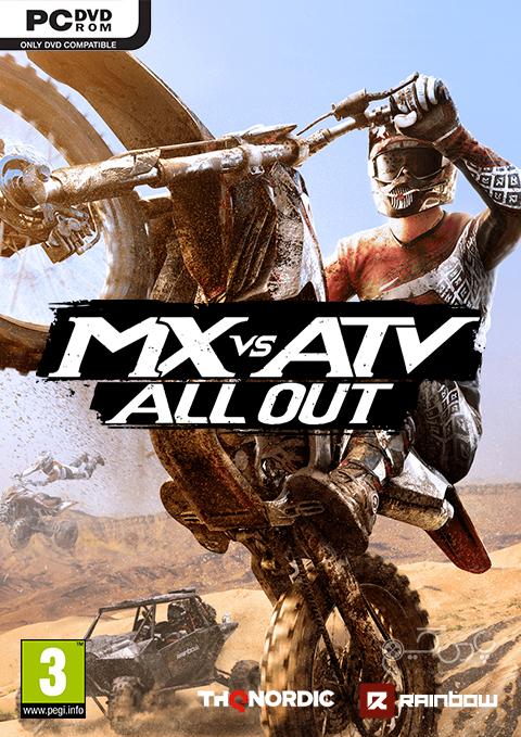 دانلود بازی MX vs ATV All Out برای PC