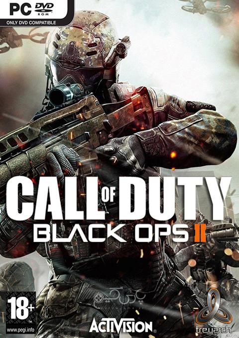 دانلود بازی Call of Duty Black Ops II برای PC