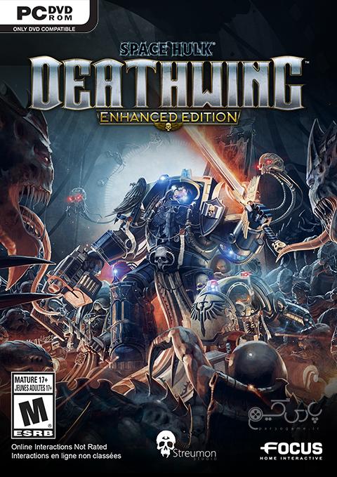دانلود بازی Space Hulk Deathwing Enhanced Edition برای PC