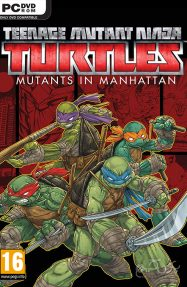 دانلود بازی Teenage Mutant Ninja Turtles Mutants in Manhattan برای PC