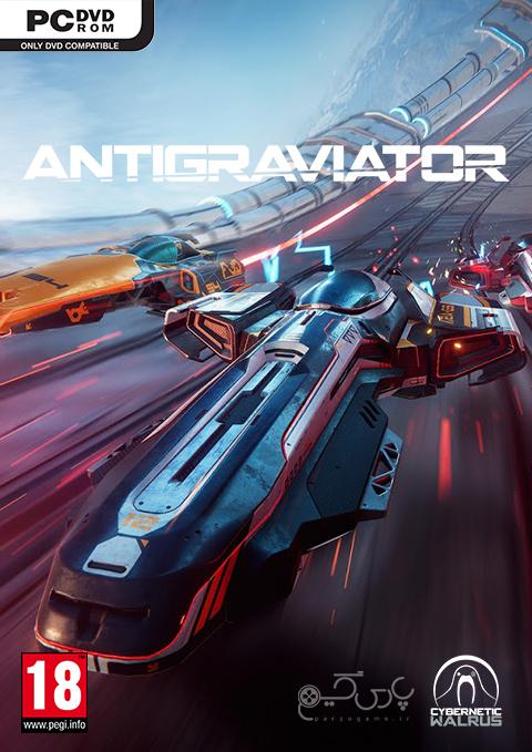 دانلود بازی Antigraviator برای PC