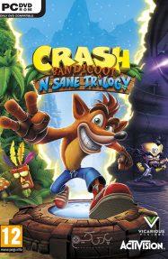 دانلود بازی Crash Bandicoot N. Sane Trilogy برای PC