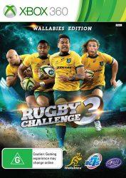 دانلود بازی Rugby Challenge 3 برایXBOX 360