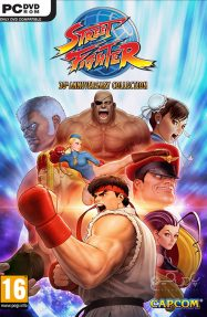 دانلود بازی Street Fighter 30th Anniversary Collection برای PC