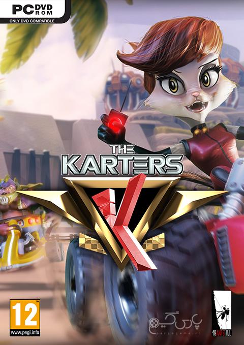 دانلود بازی The Karters برای PC