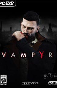 دانلود بازی Vampyr برای PC