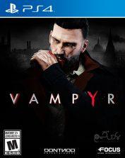 دانلود بازی Vampyr برای PS4