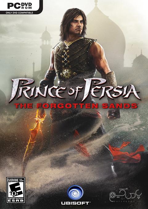 دانلود بازی Prince of Persia The Forgotten Sands برای PC