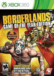 دانلود بازی Borderlands GOTY Edition برای ایکس باکس 360