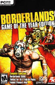 دانلود بازی Borderlands GOTY Edition برای PC