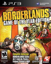 دانلود بازی Borderlands GOTY Edition برای PS3