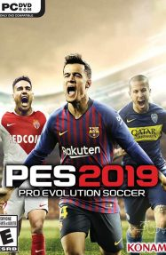 دانلود بازی Pro Evolution Soccer 2019 برای PC