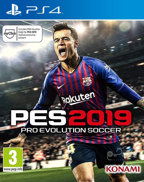 دانلود بازی Pro Evolution Soccer 2019 برای PS4