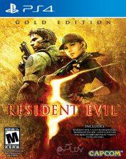 دانلود بازی Resident Evil 5 Gold Edition برای PS4