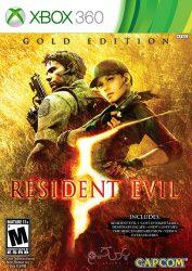 دانلود بازی Resident Evil 5 Gold Edition برای XBOX 360