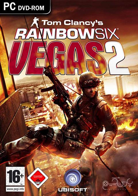 دانلود بازی Tom Clancy's Rainbow Six: Vegas 2 برای PC