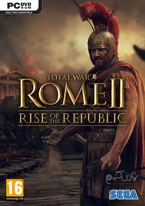 دانلود بازی Total War: ROME II – Rise of the Republic برای PC