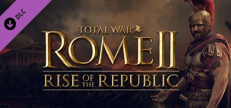 Total War ROME II – Rise of the Republic