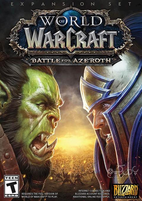 دانلود بازی World of Warcraft Battle for Azeroth برای PC