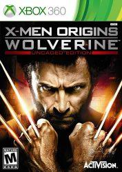 دانلود بازی X-Men Origins: Wolverine برای XBOX 360