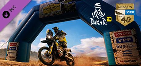 Dakar 18 - Desafío Ruta 40 Rally