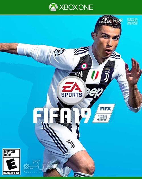 دانلود بازی FIFA 19 برای XBox One