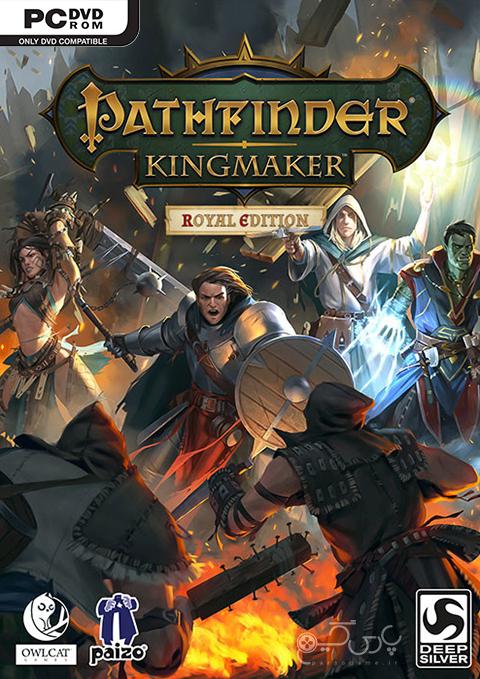 دانلود بازی Pathfinder: Kingmaker برای PC