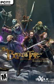 دانلود بازی The Bard's Tale IV Barrows Deep برای PC