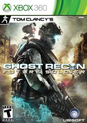 دانلود بازی Tom Clancy's Ghost Recon Future Soldier برای XBOX 360