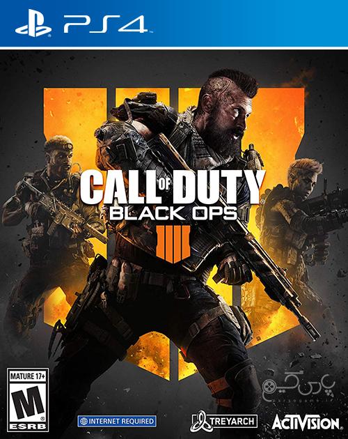 دانلود بازی Call of Duty Black Ops 4 برای PS4
