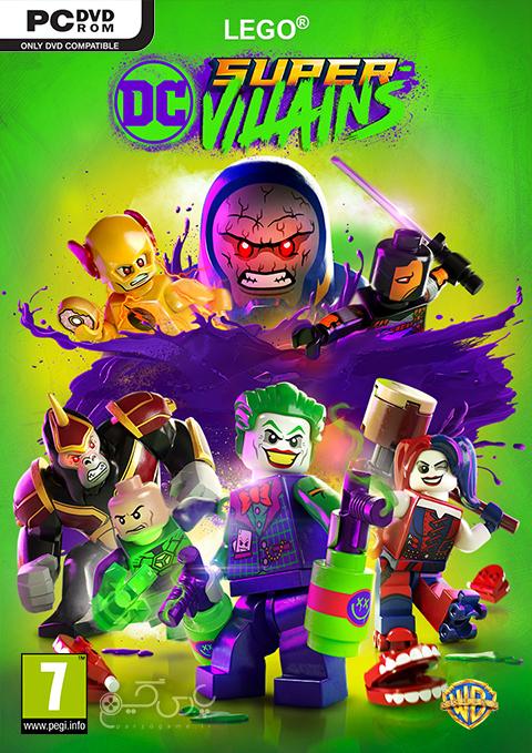 دانلود بازی LEGO DC Super Villains برای PC