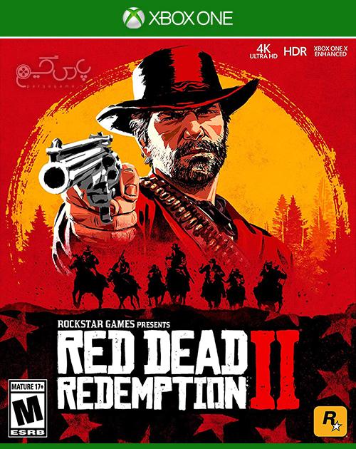 دانلود بازی Red Dead Redemption 2 برای XBox One