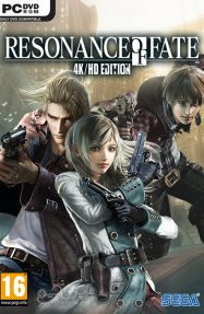 دانلود بازی Resonance of Fate End of Eternity 4K HD EDITION برای PC