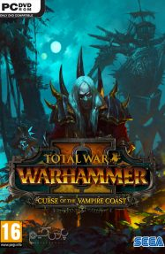 دانلود بازی Total War: WARHAMMER II – Curse of the Vampire Coast برای PC