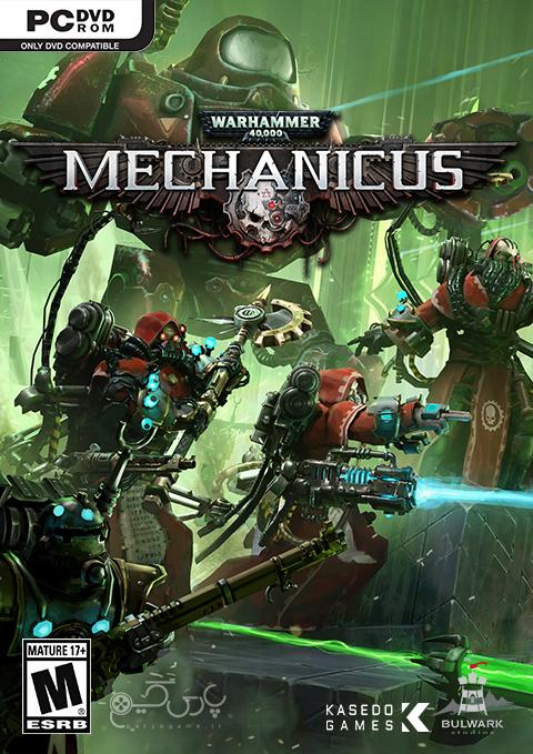 دانلود بازی Warhammer 40,000 Mechanicus برای کامپیوتر