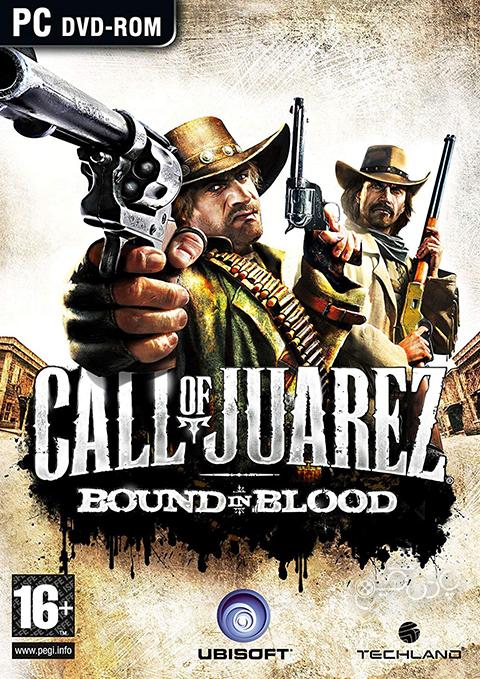 دانلود بازی Call of Juarez Bound in Blood برای PC