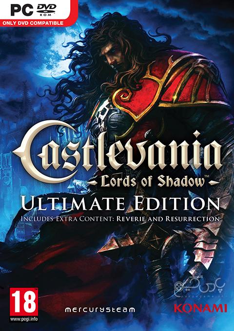 دانلود بازی Castlevania: Lords of Shadow برای PC