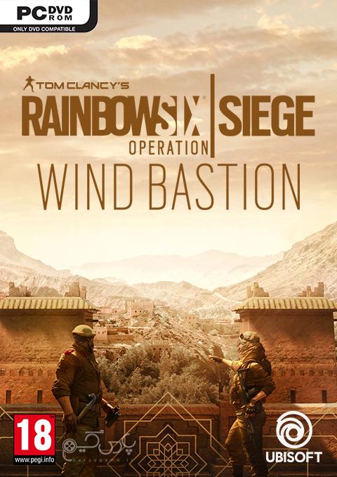 دانلود بازی Tom Clancy's Rainbow Six Siege Operation Wind Bastion برای PC