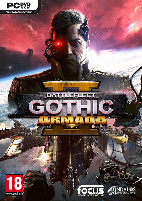 دانلود بازی Battlefleet Gothic Armada 2 برای PC