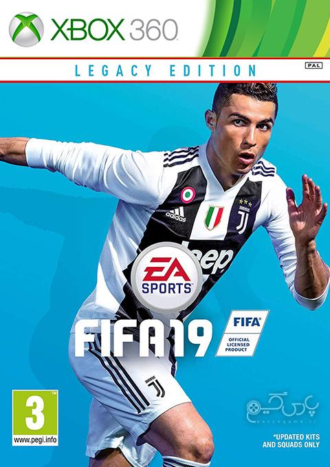 دانلود بازی FIFA 19 برای XBOX 360