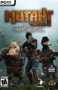 دانلود بازی Mutant Year Zero Road to Eden برای PC
