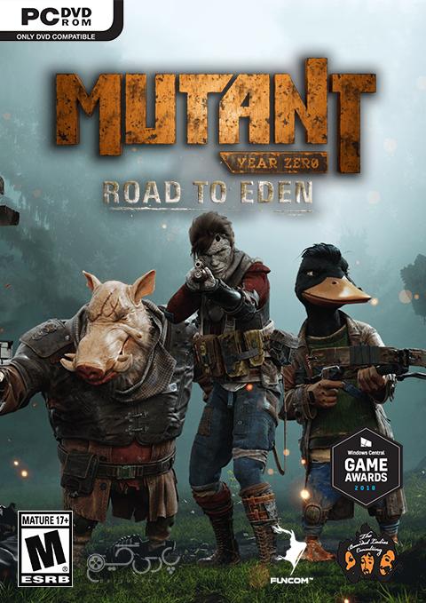 دانلود بازی Mutant Year Zero Road to Eden برای PC