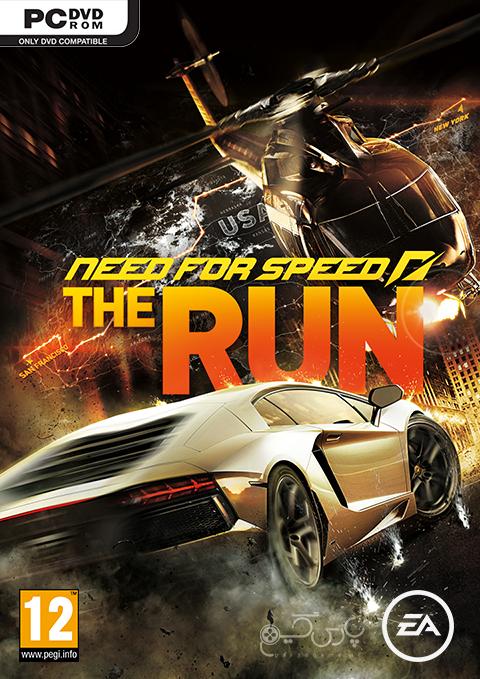 دانلود بازی Need For Speed The Run برای PC